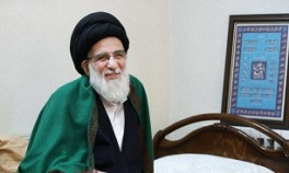 Shia scholars pay tribute to late Ayat. Shahroudi in Najaf