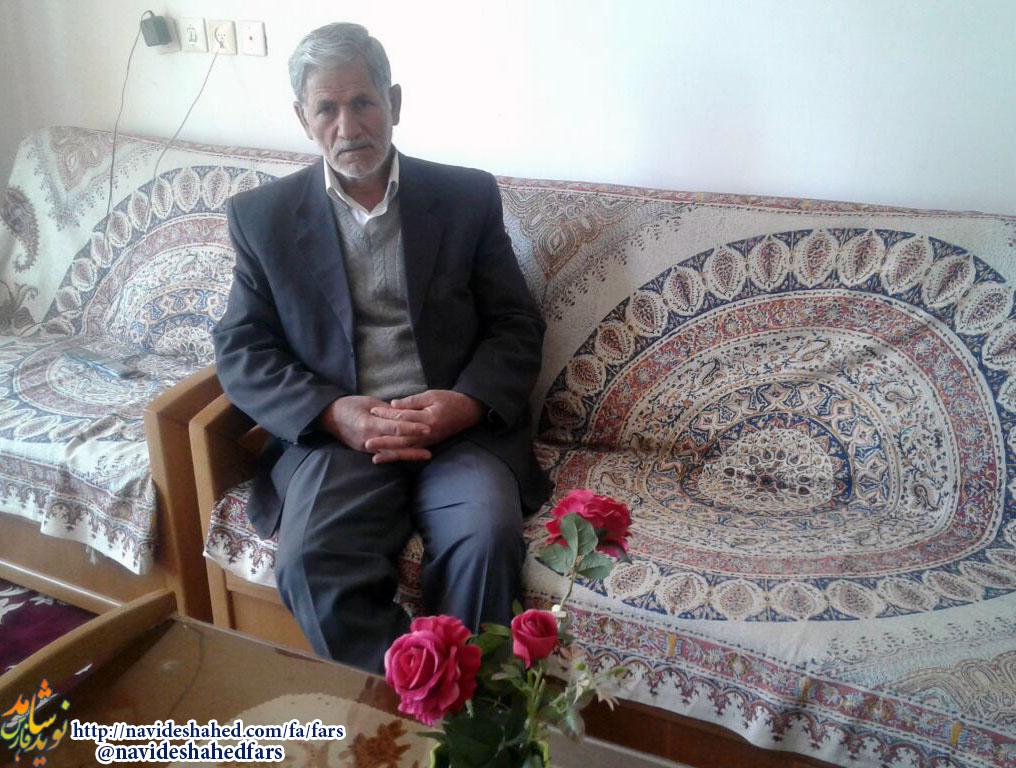 گفتگویی با آزاده سیاسی محمد تقی چمانچی / با شهید رجایی هم سلول بودم