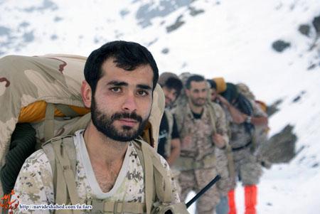 اولین شهید مدافع حرم در روز تاسوعا