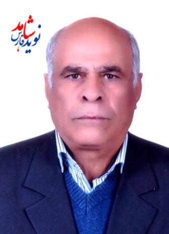 شهید عبدالرضا سلیمی /تولد : 1333/01/02 آباده/ محل دفن: آباده