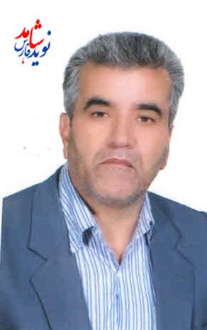 شهید عبدالصمدجمشيد نژاد سپيدان / 1333/1/2/ محل دفن : گلزارشهداي سپيدان