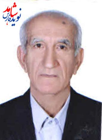 شهید غلامرضا شاکرین / میزان تحصیلات: دیپلم / مفقود