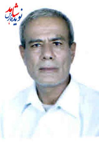 شهید محمد حسینی/ تولد:1332/04/09 لامرد/محل دفن :لامرد