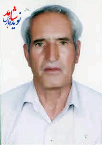 شهید حاج ولی خانی / تولد : 1333/2/27 بیضاء / بیضا-تل محل دفن :بیضا